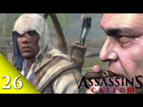 Assassin's Creed III | Part 26 - Mad As A March Hare