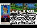 How to download & install magic cat for Android Devices (Urdu/Hindi)