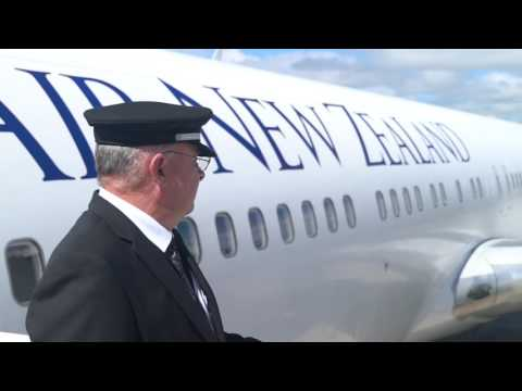 Air New Zealand farewells Boeing 767