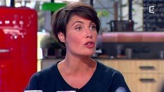 Alessandra Sublet clashe Thierry Ardisson - C à vous - 01/10/2014