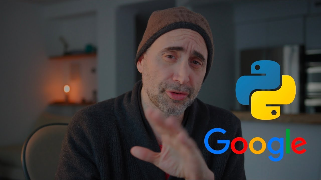 What is Google Saying about Python in 2021?