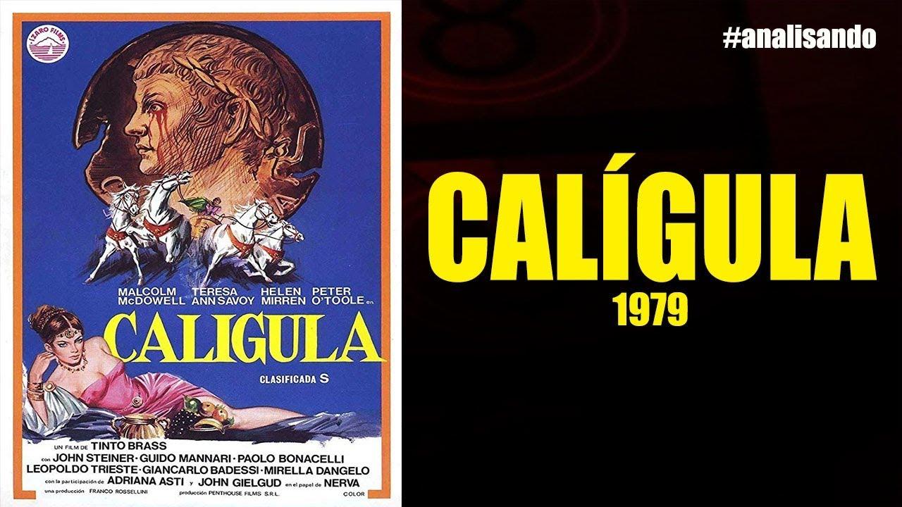 Analisando Caligula 1979 Youtube