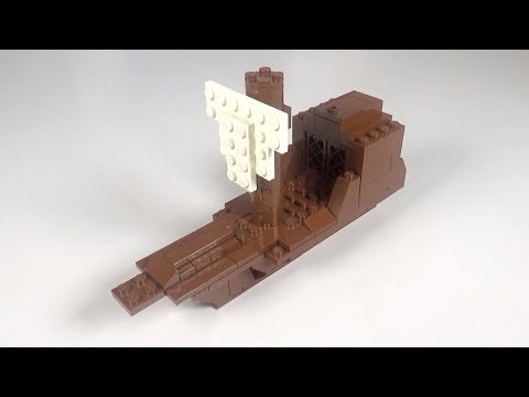 Lego Pirate Ship 001 Building Instructions Lego Classic How To