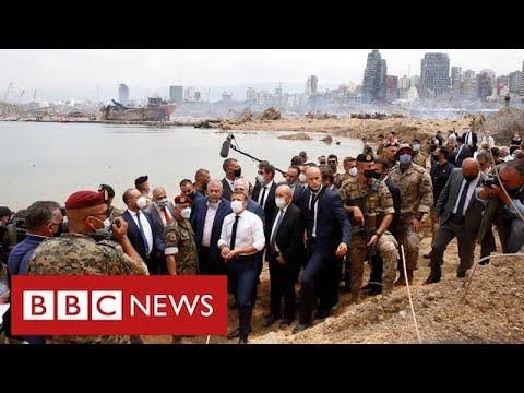Fury in Beirut