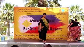 Xtreme Level Danz Crew @ Independence Celebration Barrio Fiesta Sealine Beach June 20 2014