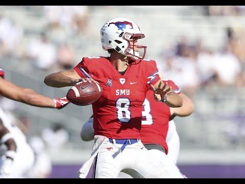 Football Highlights - SMU 38, Tulsa 34