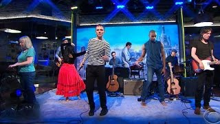 """Saturday Sessions: Belle & Sebastian perform """"The Party Line"""""""