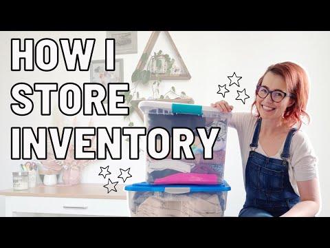 Poshmark Inventory Spreadsheet