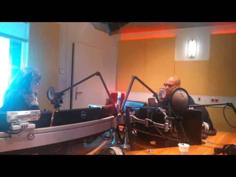 Radio Rijnmond, Marcia van Middag Aan de Maas in gesprek met Fabian Touw