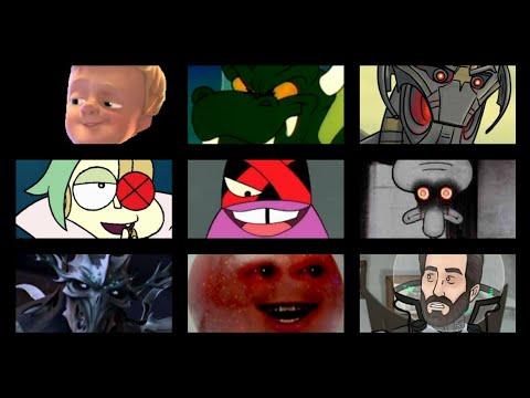 Defeats of My Favorite Villains Part 7