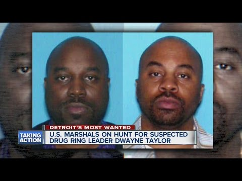 Detroit's Most Wanted: Dwayne Taylor is No. 1 most wanted