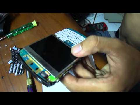 Memperbaiki Konektor Charger Blackberry Youtube