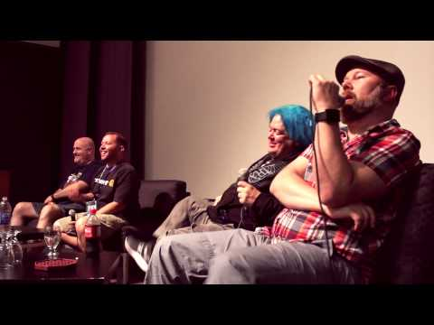 So You Wanna be a Voice Actor?  AiKon 2014 Guest Panel