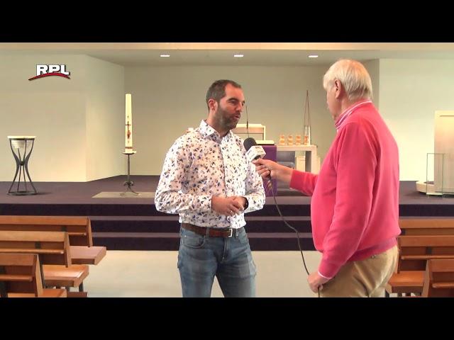 Top2000 kerkdienst in de Kruiskerk in Woerden