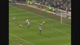 Bergkamp - Arsenal - Newcastle United 2-0