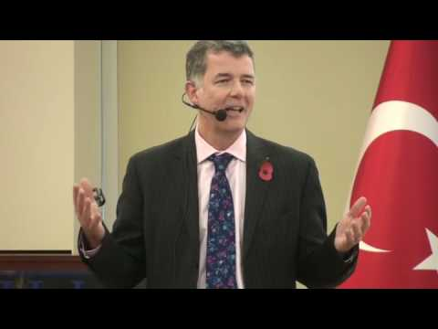 UK Turkey Bilateral Relations  Towards a Great new Era Conference by Richard Moore, Ambassador of th