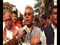 Farmers should get the benefits of MSP: Dilip Ghosh