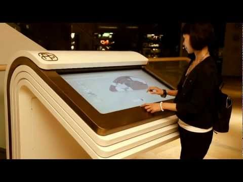Pacific Place Interactive Wayfinding Kiosk - Cannes Lions