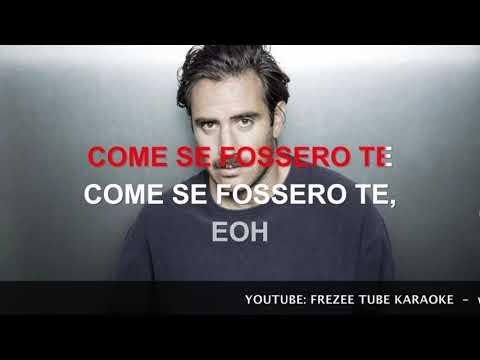 Thegiornalisti - Riccione - Karaoke con testo