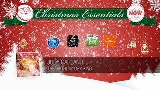 Judy Garland - The Birthday of a King // Christmas Essentials