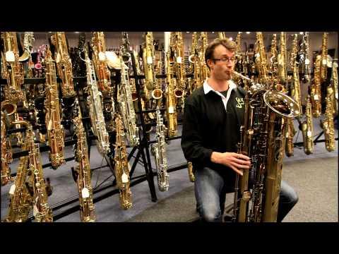 Eppelsheim Eb Tubax Contrabass Saxophone
