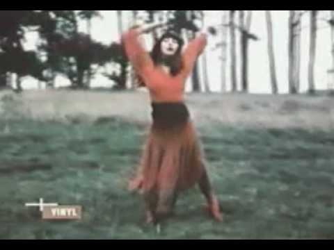 Kate Bush - Wuthering Heights red dress version