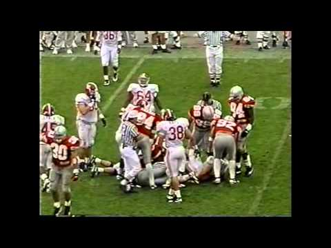 1995 Citrus Bowl - #6 Alabama vs. #13 Ohio State Highlights