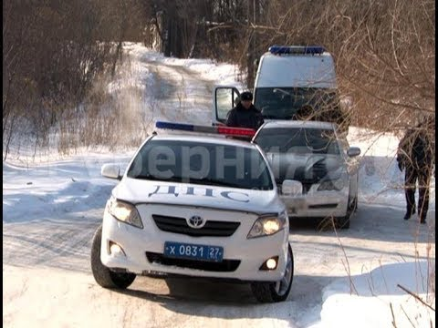 Хабаровский полицейские догнали