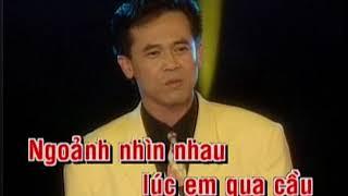 Gambar cover [Karaoke] Tình Cờ Gặp Nhau - Thái Châu - MTV