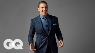 The Best Suit for Your Big Thighs – Project Upgrade | GQ