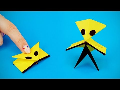 8 FUNNY PAPERCRAFT IDEAS TO TRY NOW