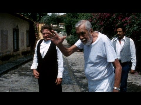 John Huston Directs Under the Volcano