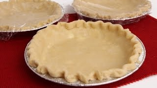 How To Freeze Homemade Pie Crust - Laura Vitale - Laura In The Kitchen