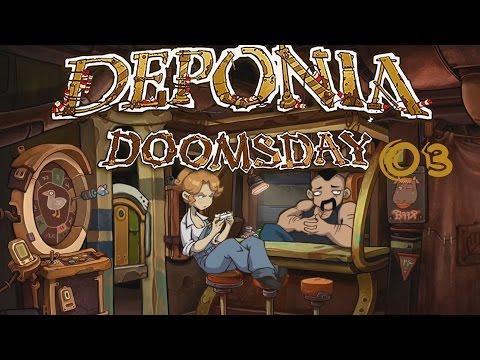 TRANSGENDER GONE WRONG!! - #003 DEPONIA DOOMSDAY - Live Let's Play [HD]