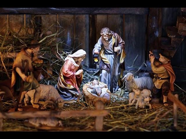 В яслах лежить - Українська колядка (Ukrainian Christmas carol)