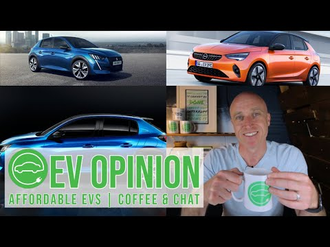 What Affordable Electric Cars Are Coming?   Coffee & Chat