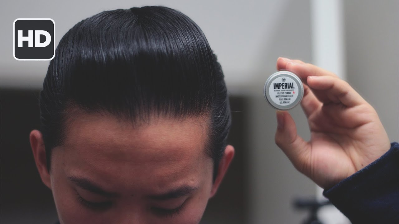 Imperial Barber Clic Pomade Review Well Balanced Strength