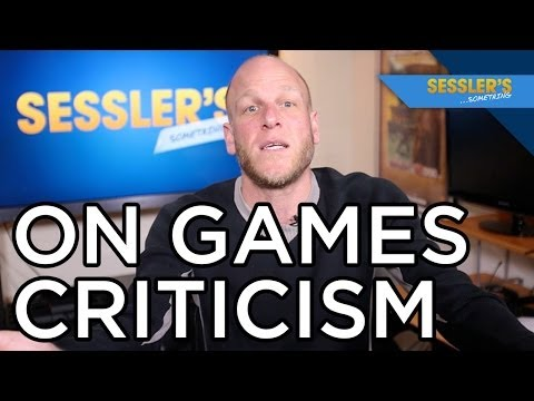 Adam's Advice on Game Criticism, and the Importance of HD Remakes - SESSLER'S SOMETHING
