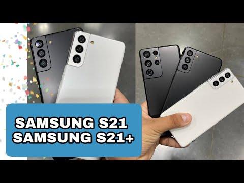 مراجعة Samsung S21 5G و S21+   مميزات وعيوب وسعر سامسونج اس21 و اس21 بلس