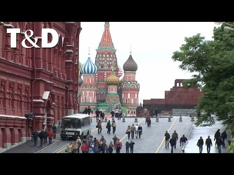 Moscow - Москва - Visual Guide by Travel & Discover