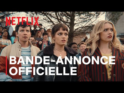 Sex Education | Saison3 | Bande-annonce officielle VF | Netflix France