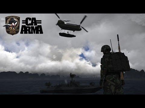 Arma 3 - CAA - Operacion Green Fury - P1 - www.armacaa.com