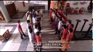 Repeat youtube video The lion men (funny and fighting scene)