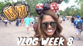 Vlog Week 8: Vloggers Drunk at Walt Disney World