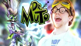 Dr. Muto - Nitro Rad