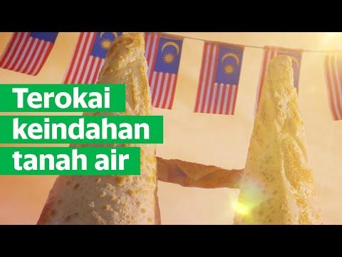 Iklan Hari Malaysia 2019: Grab #MakanMakanMalaysia