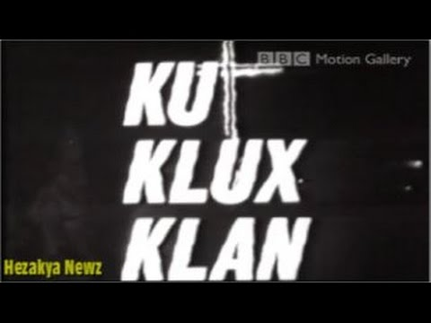 "1965 CBS NEWS SPECIAL REPORT: ""KU KLUX KLAN: The Invisible Empire""(EXTREMELY RACIST)"
