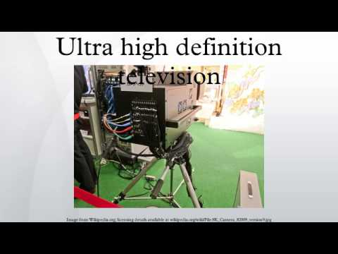 Ultra high definition television youtube - Ultra high def tv prank ...