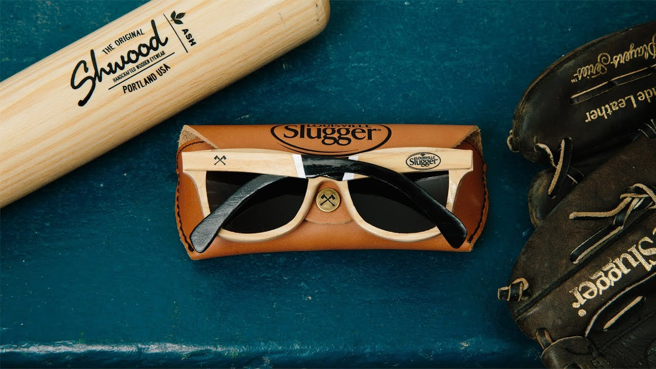 43f23f23eccb The Shwood for Louisville Slugger Collection - YouTube