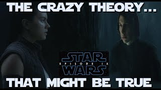 The One Crazy Theory that Finally Explains Everything (Rey & Kylo Ren)